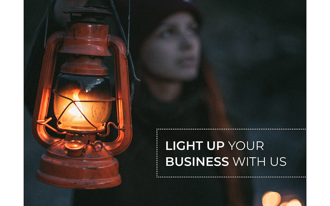 Light up your Business with us !!